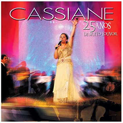 cd completo cassiane 25 anos