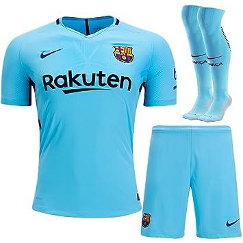 Barcelona Away Football Kit Complete Kit Shirt 5fc8cec9a