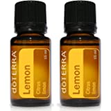doTERRA Lemon Essential Oil 15 ml, 2 Pack