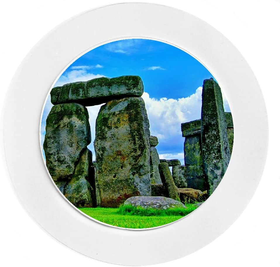Stonehenge Car Tax Disc Holder Wiltshire NEW