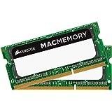 Corsair Mac Memory 16GB(8x2) DDR3L 1866 C11 1.35V/1.5V SODIMM 1.35V