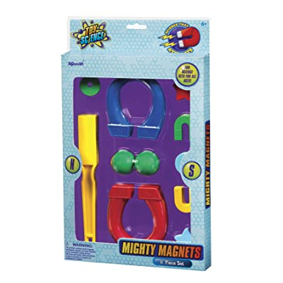 Toysmith Mighty Magnet Set: Toys & Games