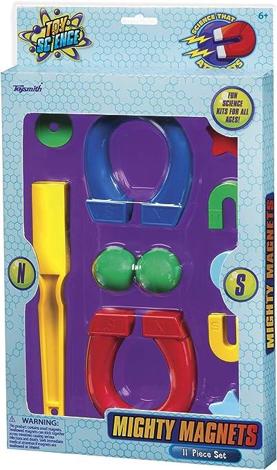 Toysmith Mighty Magnet Set Toys Games