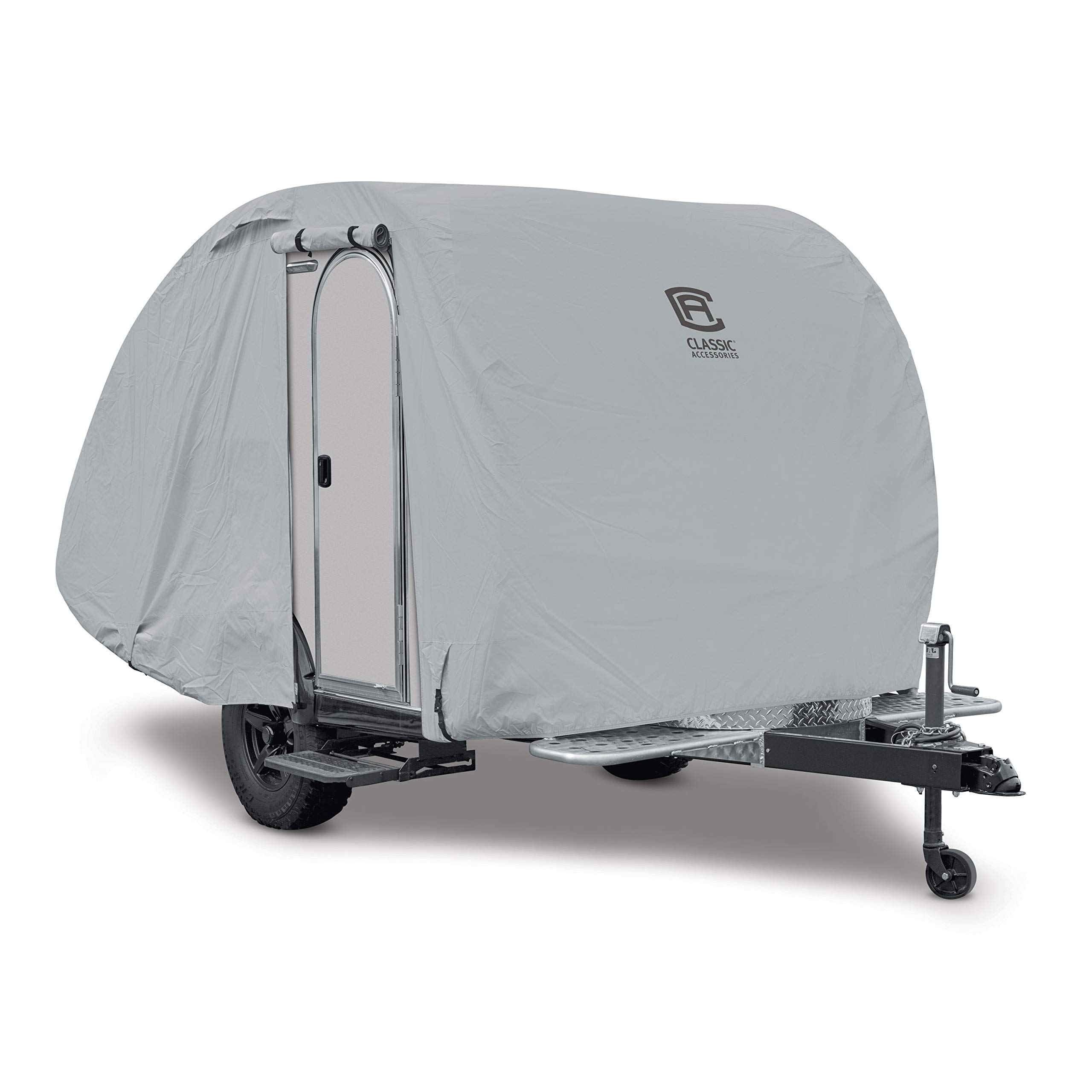 Classic Accessories PermaPro RV Cover for 8'-10' long x 5' Wide Tear Drop Trailers