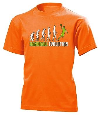 Sport Handball Fanshirt Fanartikel Shirt Tshirt Evolution Kids g5w5q7P