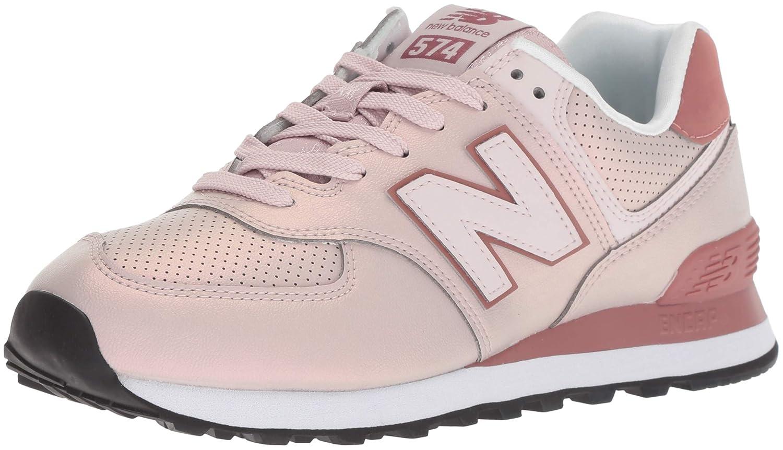 New Balance 574v2, Zapatillas para Mujer 38 EU|Rosa (Conch Shell/Dark Oxide Kse)