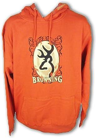 Browning Hoodie Blaze with Camo