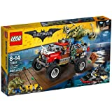 Lego - 70907 - Batman Movie - La Tail-Gator di Killer Croc