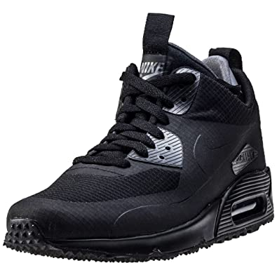 d9ba5242ee50 Nike Men s Air Max 90 Mid Wntr Trainers  Amazon.co.uk  Shoes   Bags