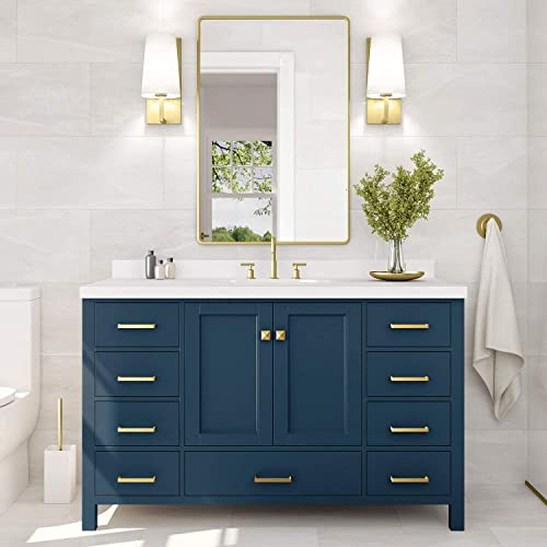 ARIEL 55″ Inch Bathroom Vanity