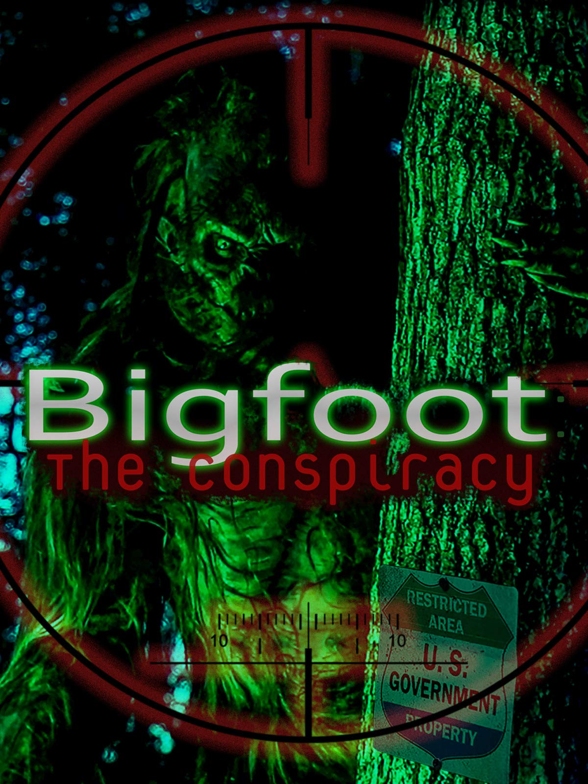 Bigfoot: The Conspiracy