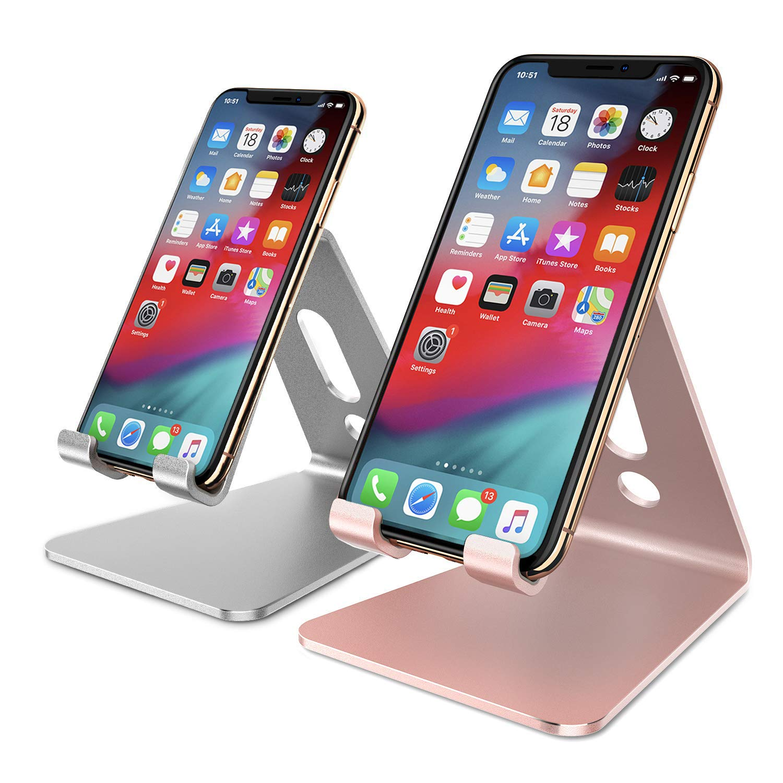 Amazon.com: OMOTON [2 Pack] Soporte de teléfono celular para ...