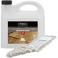 Jabón natural woca o blanco 3 Liter incluido