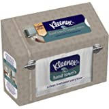 Kleenex Hand Towels - 1 Box of 60 White Hand Towels in a Dispenser Box