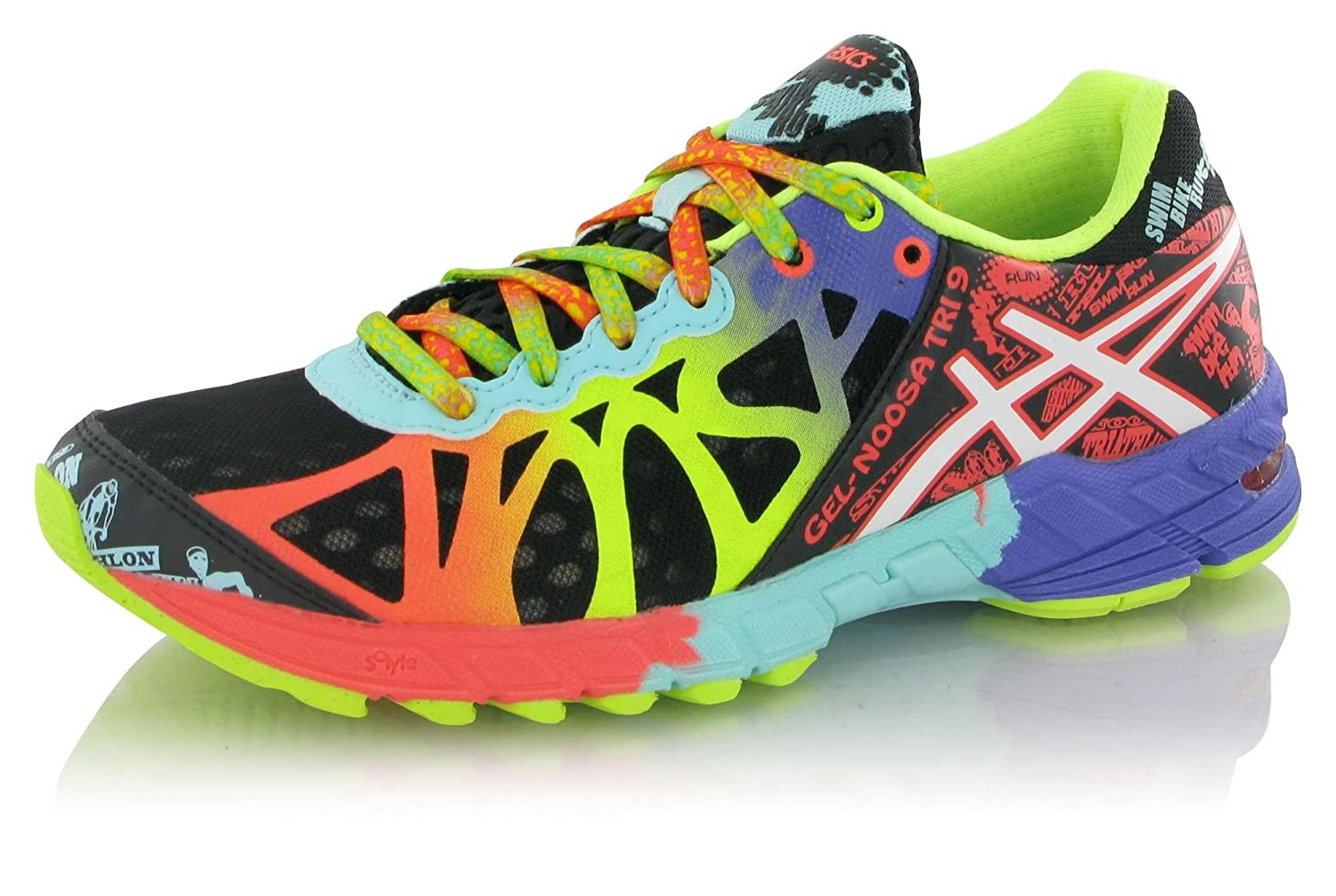size 40 53211 af3a1 ASICS GEL-NOOSA TRI 9 Women s Running Shoes - 9  Amazon.co.uk  Shoes   Bags