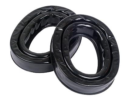 3M PELTOR Camelback Gel Sealing Rings HY80, Comfort Replacement Earmuff Cushions, Black