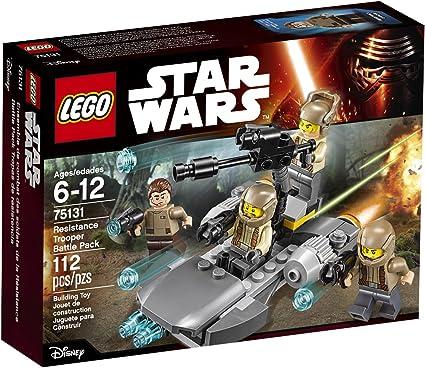 LEGO Star Wars Resistance Trooper Battle by LEGO: Amazon.es ...