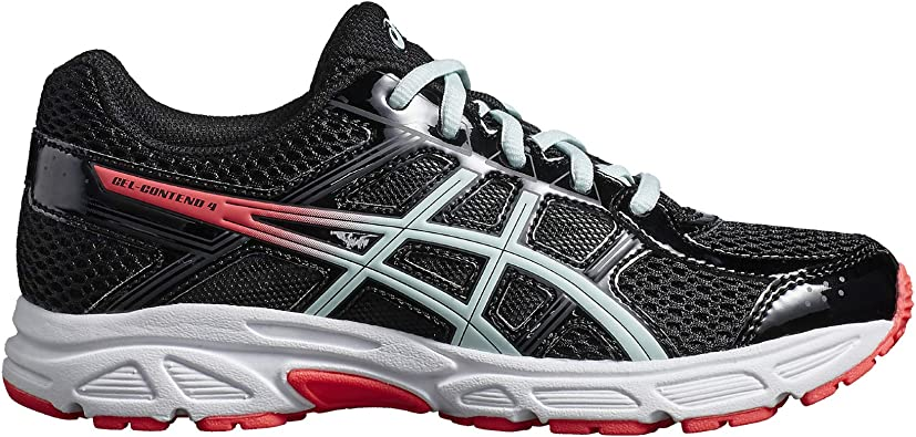 ASICS Gel-Contend 4 GS Junior Zapatillas para Correr: Amazon.es ...