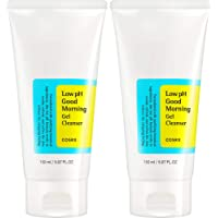 Cosrx low ph good morning gel cleanser, 150ml, 2 pack