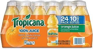 product image for Tropicana 100% Orange Juice, 24 pk./10 fl. oz. (pack of 2)