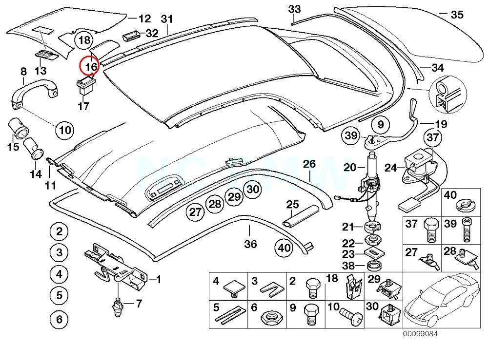 Amazon Com Bmw Genuine Flap Rear Right Automotive