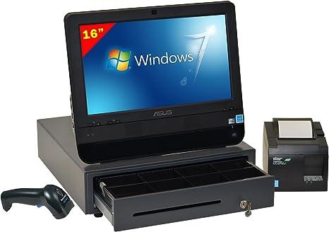 16 Asus ET1612 pcs One Touch – Caja registradora Sistema: Amazon.es: Informática