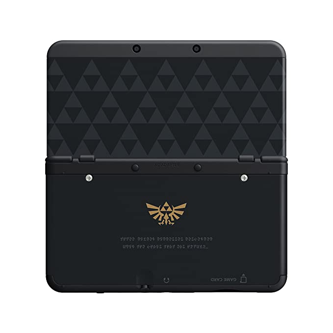 Nintendo - Cubierta 24, Diseño Zelda Triforce (New Nintendo ...