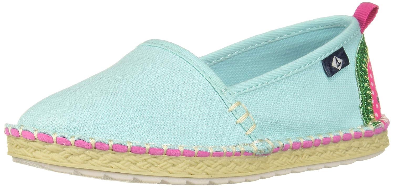 Sperry Girls Skysail Sneaker Turquoise 055 Medium US Big Kid