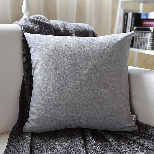 La almohada Sofá de estilo europeo almohadilla cojín tejido ...