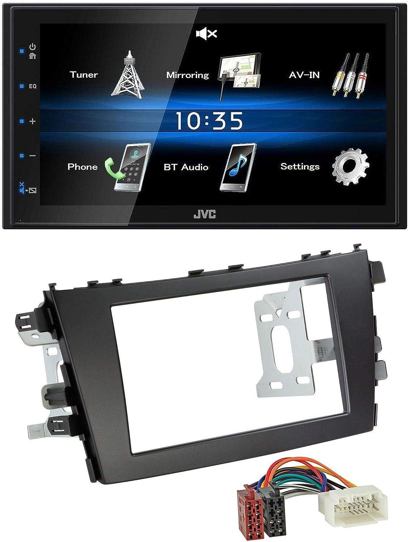 Jvc Kw M24bt 2din Car Bluetooth Mp3 Aux Usb Radio Elektronik