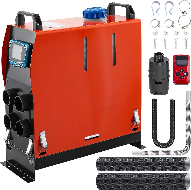 Standheizung Diesel 5KW Luft Dieselheizung VEVOR 12V Diesel Lufterhitzer Luft Dieselheizung Fahrzeug Luft Diesel Heizung Air Diesel Heizung Air Standheizung