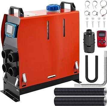 Vevor 12v Diesel Lufterhitzer Standheizung Diesel 5kw Luft Dieselheizung Air Diesel Heizung Air Standheizung Luft Dieselheizung Fahrzeug Luft Diesel Heizung Auto