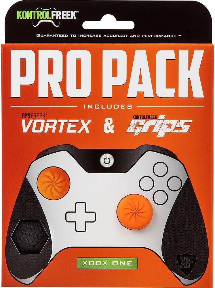 KontrolFreek Pro Pack Vortex para Xbox One: Amazon.es: Videojuegos