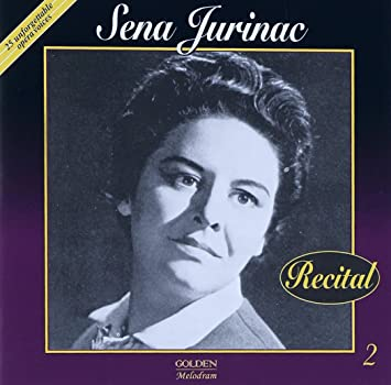 Sena Jurinac - 25 Unforgettable Opera Voices - Amazon com Music
