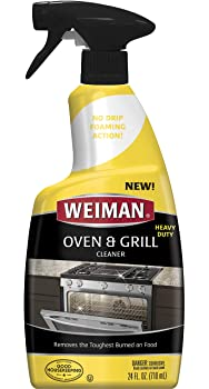 Weiman Oven & Grill Cleaner – BBQ Grill Grates