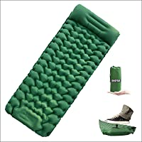 Self-Inflating Mats (A(concave) Green)