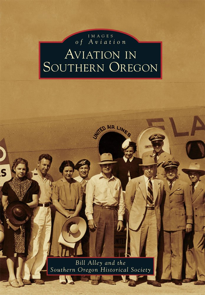 Read Online Aviation in Southern Oregon (Images of Aviation) ebook