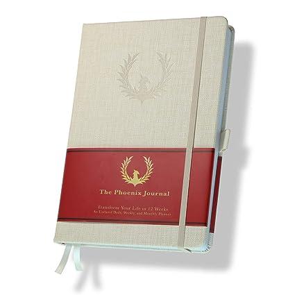 Calendrier Definition.The Phoenix Journal Best Daily Goal Planner Organiseur