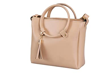 5aecca44667 AIZAH Girl s Handbag (Cream)  Amazon.in  Shoes   Handbags
