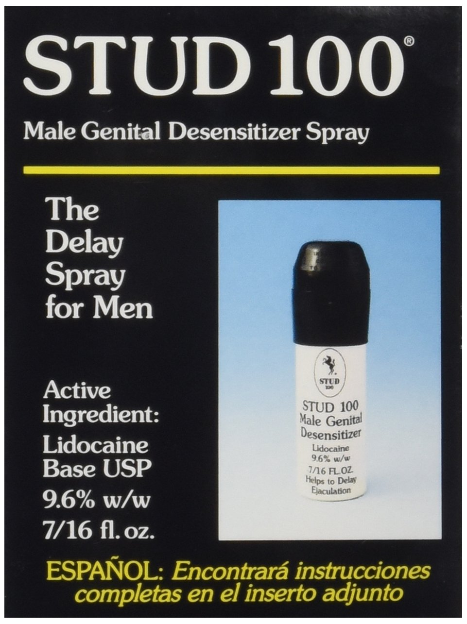 Amazon Stud 100 Male Genital Desensitizer Spray 716 Fl