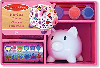 Perfect Stocking Filler Penny Pig Piggy Banks 6 Designs To Choose From