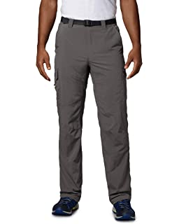 72f39e3a03 Columbia Men's Silver Ridge Cargo Pants, Moisture Wicking, Sun Protection