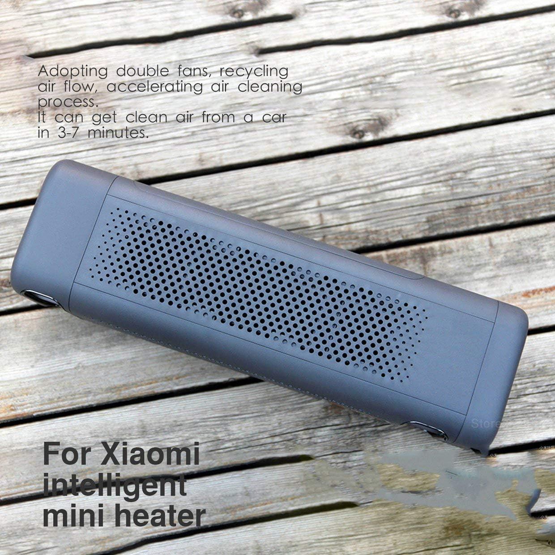 MXECO Xiaomi Purificador de Aire portátil para Coche Eliminación ...