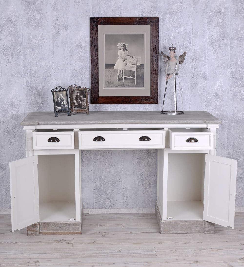 Palazzo Int Escritorio en Estilo Rústico Blanco Mesa Oficina Mesa ...