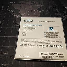 Amazon.es:Opiniones de clientes: Crucial MX300 CT525MX300SSD1 ...
