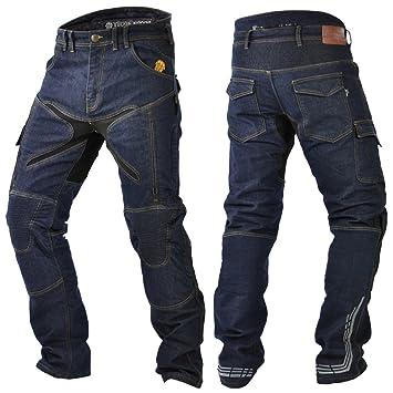 Trilobite - Pantalones vaqueros de motocicleta para hombre ...