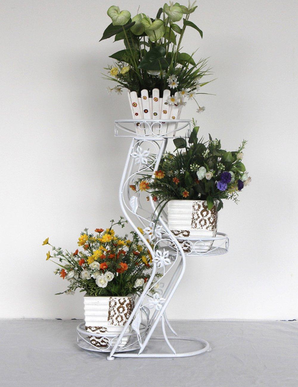 Racks de Flores Multiusos Interiores De Hierro Estilo Europeo De ...