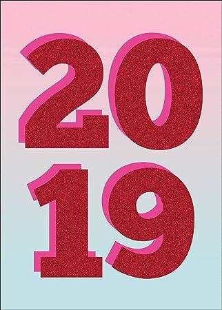 Caroline Gardner 2019 - Agenda (A6, flexi), diseño de ...