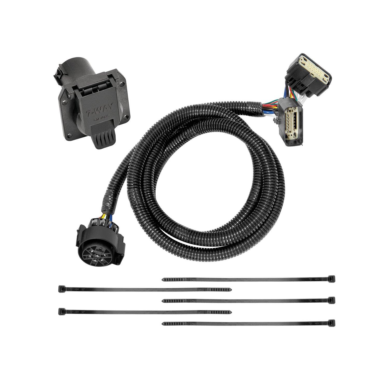 Tekonsha 118272 7-Way Tow Harness Wiring Package by Tekonsha