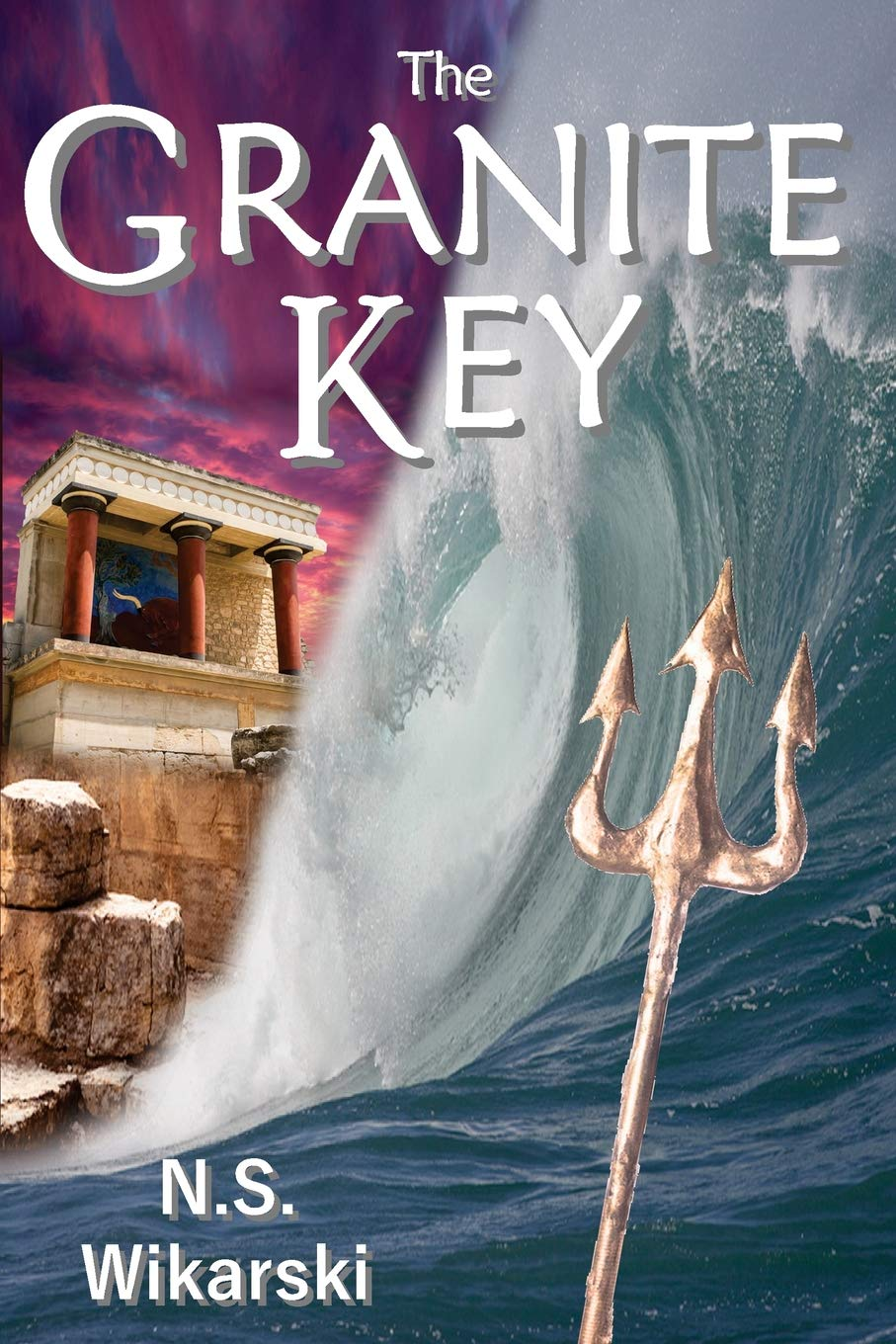 Download The Granite Key: Arkana Archaeology Mystery Thriller Series #1 pdf epub